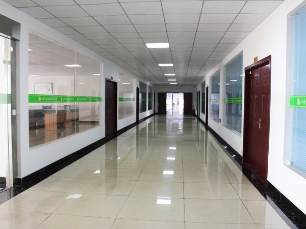 3楼办公走廊