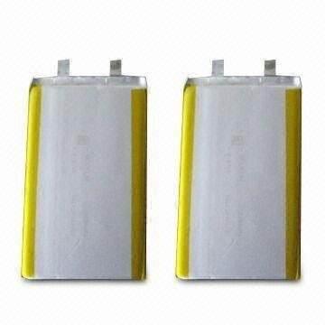 聚合物锂电池1